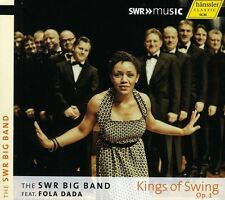 The SWR Big Band - Kings of Swing [New CD]