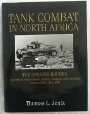 TANK COMBAT IN NORTH AFRICA: The Opening Rounds - Schiffer