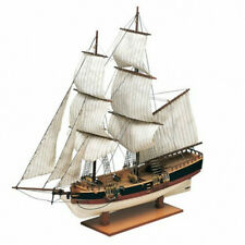"Beautiful, brand new wooden model ship kit by Constructo: the ""Union"""