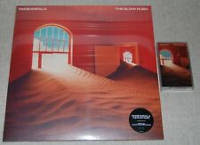 Tame Impala – The Slow Rush 2LP GREEN VINYL NEW! + Cassette.