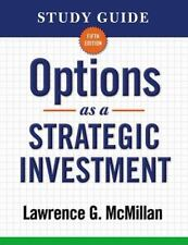 Options as a Strategic Investment by Lawrence G. McMillan (2012, Paperback,...