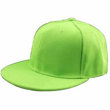 Basecap Snapback Starter Hat Hip Hop Kappe Schirmmütze Baseball Cap Kappe Solid