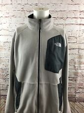 The North Face Jacket White/Gray Men's Size XXL