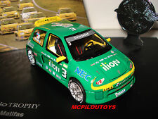 RENAULT SPORT CLIO TROPHY V6 24V N°3 ILION PILOTE F. MATIFAS to the 1/43°