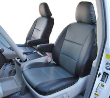 TOYOTA SIENNA 2011-2012 IGGEE S.LEATHER CUSTOM SEAT COVER 13 COLORS AVAILABLE