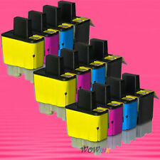 12P LC41 INK CARTRIDGE FOR BROTHER DCP-315CN MFC-210CN