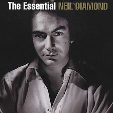NEIL DIAMOND/The Essential Neil Diamond (CD, Dec-2001, 2 Discs,...38 tracks