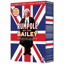 Rumpole of the Bailey - The Complete Series (DVD, 2010, 14-Disc Set)