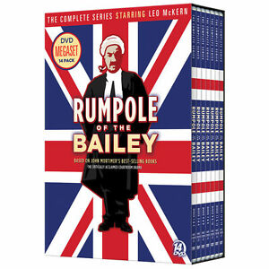 Rumpole Of The Bailey: The Complete Series [DVD]