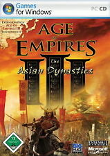Age of Empires III: The Asian Dynasties (Add - On) - [PC] [video game]