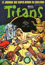 TITANS N°21 - MARVEL - LUG SUPER-HEROS