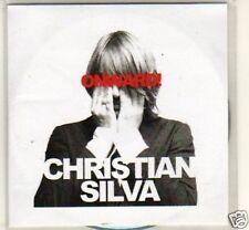 (L984) Christian Silva, Borders - DJ CD