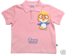 Pororo Animation Sweet T-Shirt (Pink 04) - Luxemoon's