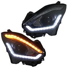 Scheinwerfer LED Tagfahrlicht Suzuki Swift Bj. 2017- Schwarz dynamischer Blinker