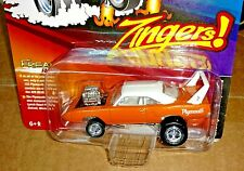 Johnny Lightning MDC Zingers 1970 Plymouth Superbird 1 of 2496 orange