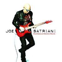 """JOE SATRIANI """"BLACK SWANS AND WORMHOLE WIZARDS"""" CD NEW!"""