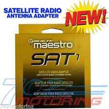 NEW iDATALINK MAESTRO ADS-HRN-ANT-SAT1 SAT1 RETAIN YOUR FACTORY SATELLITE ANTENA