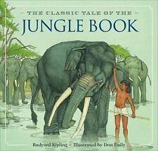 The Jungle Book by Rudyard Kipling (2014, Hardcover)