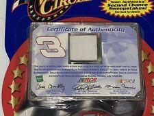 Dale Earnhardt 2001 Team Authentics Winners Circle Taz Sheet Metal 1/64 WHITE #3