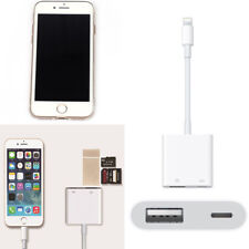 IOS11 Lightning to USB 3 Camera OTG Adapter Cable For iPhone iPad Keyboard