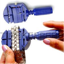 Reloj Pulsera de enlace removedor reparación herramienta de ajuste Banda Correa Para Push Pin Type