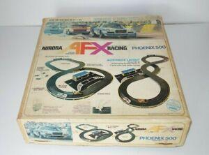 Aurora Phoenix 500 Track & Accessories  LOT