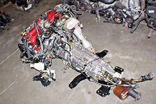 JDM Subaru WRX STI V9 EJ207 Turbo Engine EJ20 Motor 6spd AWD Manual Transmission