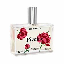 Fragonard Pivoine Eau de Toilette 50ml 1 fl oz