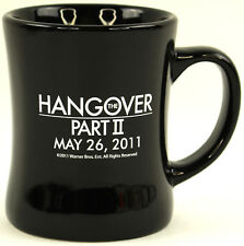 Hangover Part 2 Stu's Bachelor Brunch Coffee Mug Cup Warner Brothers Production