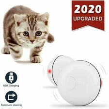 New listing Smart Interactive Cat Toy Ball - Newest Version 360 Degree Self Rotating Ball, U