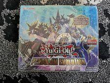 Yu-Gi-Oh! Pendulum Evolution Display - PEVO - English 1st Edition - OVP