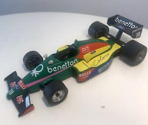 Vintage Rare Formule 1 Benetton Ford GP Années 80 Scale/Échelle 1/25 Mira Spain