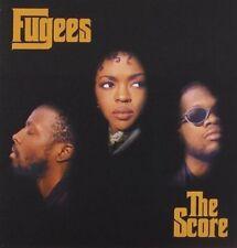 Fugees Score CD 17 Track (4835492) UK Issue Pressed in Austria Columbia 1996