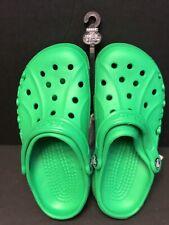 """New Men's 5 / Women's 7 - Crocs """"Coast Clog"""" - 10126-3E8 Green"""