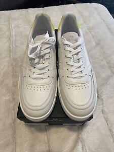 Paul Smith Atlas mens sneakers white leather Us 10 Uk 9 Eur 43