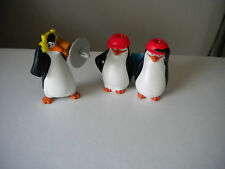 Lotto stock 2 sorpresine mc donald happy meal vari anni PINGUINI MADAGASCAR