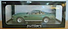 Autoart 1/18 Scale - 70223 Aston Martin V8 Vantage 1985 Forest Green metallic