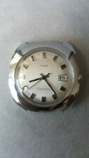 Vintage timex electric Electronic Date watch Resto 1960 / 70