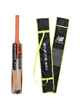 Nb Dc 380 Kashmir Willow Cricket Bat Junior Size - Senior Full Size With Cover