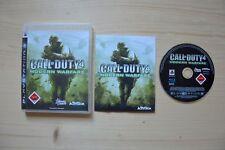 Ps3-Call of Duty 4: Modern Warfare - (scatola originale, con istruzioni)