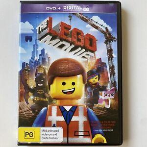 The Lego Movie (DVD) Australia Region 4