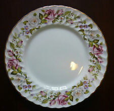 """James Kent Old Foley Harmony Rose Dessert Plate 8""""/20cm several available"""