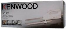 Kenwood KN650 Elektrisches Messer 100W Weiß mit Tiefkühlklinge