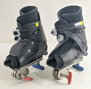 Mizuho OSI Traction Boots (Large) with Swivel Pads