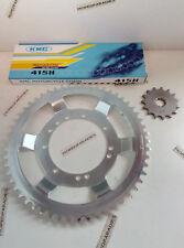 Puch Maxi N S Kettensatz 15 Z Ritzel  zu 54 D94 Kettenrad mit Kette