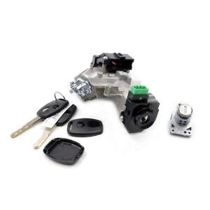 Ignition Switch Cylinder & RH Door Lock Fit Honda CRV RE4 RE5 RE7 AT RHD 2007-12