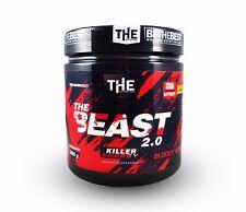 The Beast 2.0 300g-Killer energía-trainingsbooster (109,67 €/kg) - cafeína