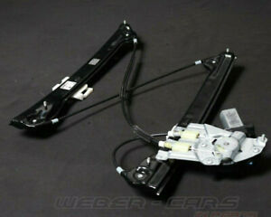 9805669 Window Regulator with Motor Front Left Vl New OEM Mini Cooper Countryman