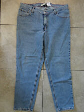 LEVI'S 550 {Women's 18M} Classic Relaxed Tapered Jeans
