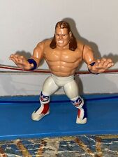 Wwf Wwe Hasbro Wrestling Figure British Bulldog Davey Boy Smith Loose